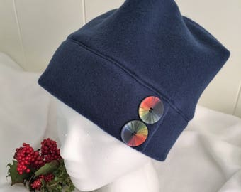 Gift for Her, Beanie Style Hat, Size: Teen-Adult, Fleece