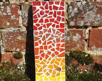 mosaic art panel
