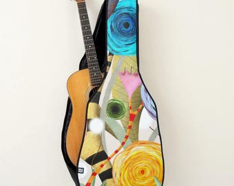 Acoustic Guitar Bag , Electric Guitar Bag or maybe only the exchangeable front panel
