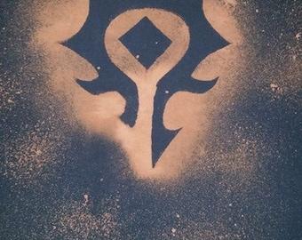 World of Warcraft Horde Shirts