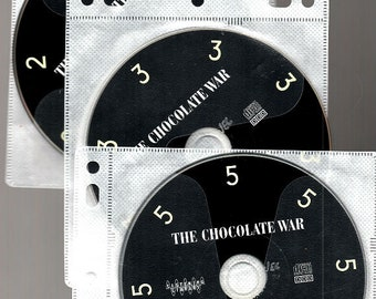 The Chocolate War audiobook, Cormier