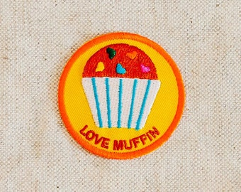 Love Muffin One-Patch Set
