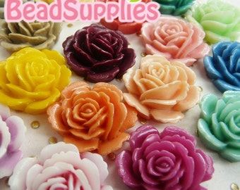Further Markdown - Wholesale - CA-CA-058S1 - Colorful Layered Peony Sampler, 50 pcs