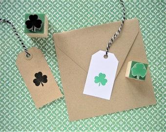 Shamrock Stamp. Three Leaf Clover Stamp. Clover Stamp. St Patrick's Day Stamp. Irish Stamp. Celtic Shamrock Stamp. Irish Shamrock Stamp