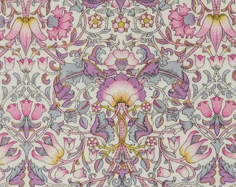 Tana lawn fabric from Liberty if London, Lodden.