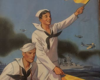 The Battleship Boys 3 Books by Frank Gee Patchin 1911