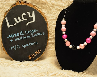 Lucy Necklace Collection
