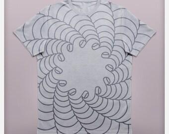 Men's Spiral Web Tee