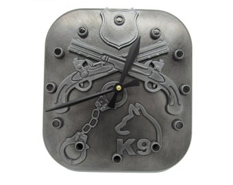 Military Police – Law Enforcement Wall Clock