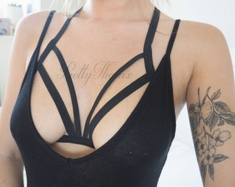 The Rebel Bra / Body Harness