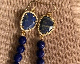 Sky earrings MJ2013