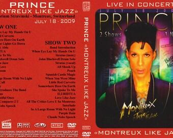 Montreux Jazz Festival 2009 2 dvd set - professionally filmed Excellent Quality