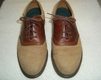 Men's Rockport Saddle Oxfords