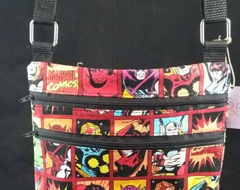 Avengers Themed Zip and Go