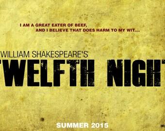 Twelfth Night - Walking Dead