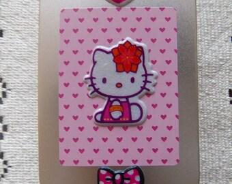Pocket toy - Hello Kitty