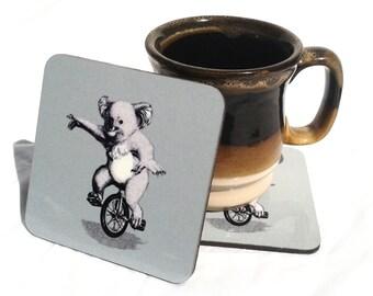 Koala Unicycle Coaster