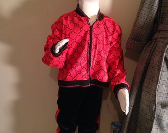 Gucci track suit