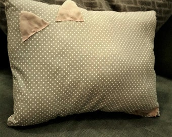 Animal ear cushion