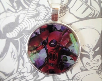 "1"" KidPool necklace"