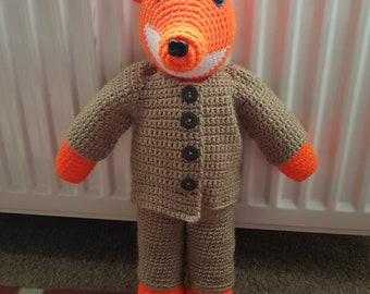 Fantastic little fox
