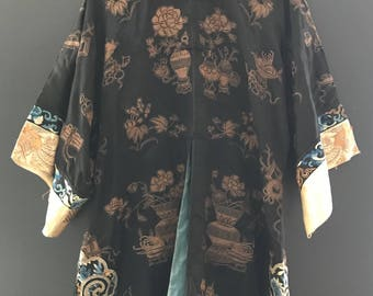 Antique Chinese Robe Circa 1840 to 1860