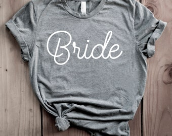 Bride Shirt, Bride Top, Bride Gift, Bridal Gift, Wedding Shirt, Gift for Bride, Wedding Tank Top, Wedding Tanks, Bridal Tanks, Wedding Gift