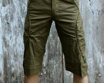 Mens Classic 3/4 Shorts