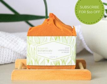 Shea Butter Soap, Palm Free, Organic, Vegan