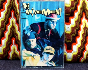 THE MOVEMENT Rare Cassette Tape 1992 Jump!