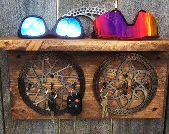 Key & sunglasses caddy