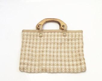Walborg Straw Handbag Raffia  Purse