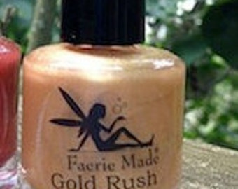 Gold Rush Handmade 5Free Nail Polish 15 ML