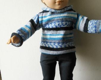 American Girl BOY Sweater