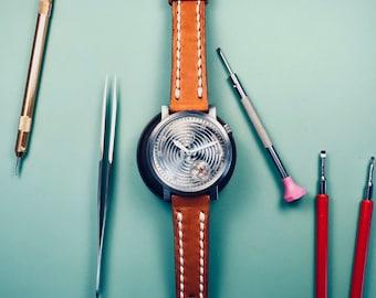 Custom Timepiece Using Your Family Memorabilia