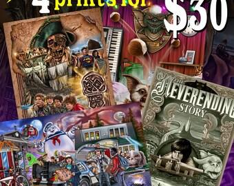 Pick 4 prints!