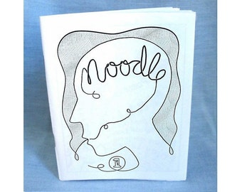Noodle issue 1 mini-comic