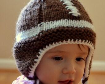 Newborn Football Hat All Sizes