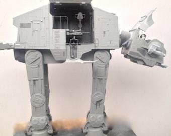 Hasbro Imperial AT AT Endor walker