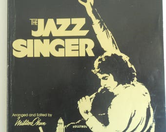 Neil Diamond The Jazz Singer for Piano
