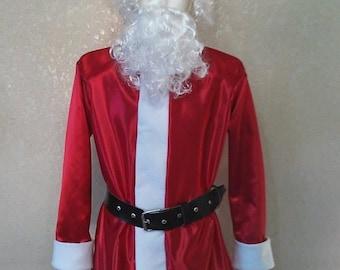 Christmas Santa Claus Stilt Costume