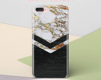 iPhone 8 Plus Case iPhone 7 Case Marble iPhone 8 Case Marble iPhone 6 Case Marble iPhone 6s Case Marble Phone Gold Marble Black White CG1223