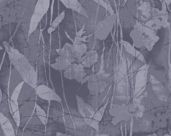 Tender Vines - Amethyst by Maywood Studio MAS104-V Cotton Fabric Yardage