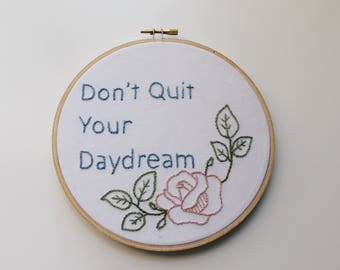 embroidery hoop art. Embroidered. Hand embroidery. Modern embroidery. Gifts for girls. Feminist art. Feminist. Feminism