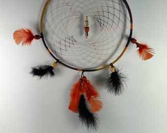 DREAM CATCHER, Traditional Native American Indian Handmade Handcrafted and Unique