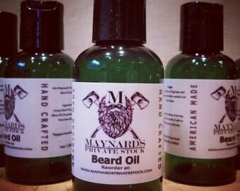 Beard Oil - Oceanside (Fresh / clean scented beard oil) best selling items, beard care, self care, beard gift set, beard grooming oil, gift