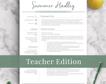 creative teacher resume templates Idealvistalistco