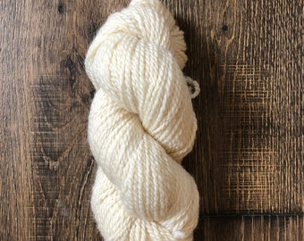 Wool Romandale 100%, Aran Weight