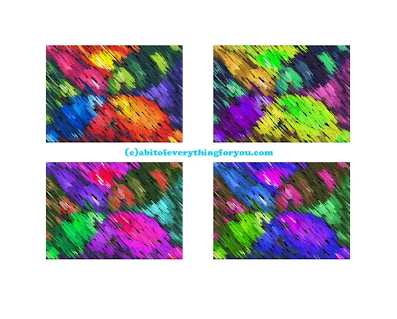 Abstract lines impressionism pattern printable wall art print original art digital paintings colorful art home decor clipart backgrounds