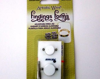 Wire Bending Jig For Adjustable Rings Forms